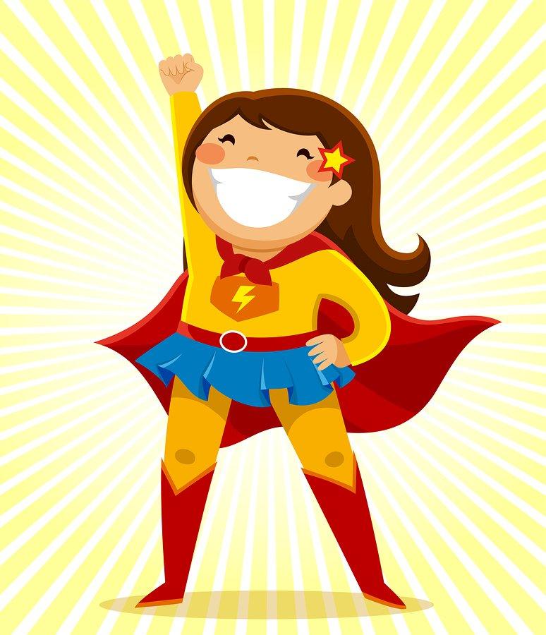 Showoff like a superhero
